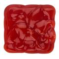 square shape of tomato sauce on white - PhotoDune Item for Sale