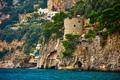 Positano, Amalfi Coast, Campania, Italy. Beautiful View - PhotoDune Item for Sale
