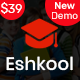 Eshkool Education - Education WordPress Theme - ThemeForest Item for Sale