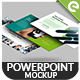 Powerpoint Slide Mockups - Presentation Mock up Vol 04 - GraphicRiver Item for Sale