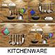 Kitchenware - GraphicRiver Item for Sale