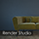 Render Studio for furniture - 3DOcean Item for Sale