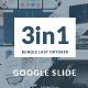 3 in 1 Bundle Last October Google Slide - GraphicRiver Item for Sale