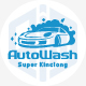Free Download Auto Wash - Car Wash Business Logo Nulled