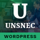 Free Download Unsnec - Business WordPress Theme Nulled