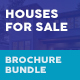 Houses For Sale Print Bundle - GraphicRiver Item for Sale