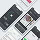Keira UI Kit - Mobile Health & Fitness App UI kit - GraphicRiver Item for Sale
