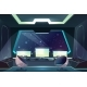 Alien Spaceship Pilot Control Panel Cartoon Vector - GraphicRiver Item for Sale