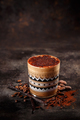 Coffee with vanilla and cocoa powder - PhotoDune Item for Sale