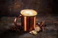Coffee cup with truffle and chocolate - PhotoDune Item for Sale