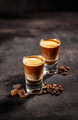 Shot cocktail with the taste of coffee - PhotoDune Item for Sale