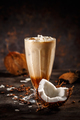 Coffee with coconut milk - PhotoDune Item for Sale
