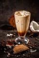 Coconut latte smoothie - PhotoDune Item for Sale