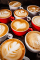 Coffee latte art set - PhotoDune Item for Sale