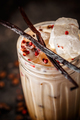 Tall glass iced coffee latte - PhotoDune Item for Sale
