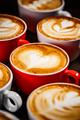 Beautiful latte art - PhotoDune Item for Sale