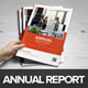 Annual Report Brochure design 6 - GraphicRiver Item for Sale