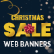 Free Download Christmas Sale Web Banners Nulled
