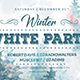 Winter White Party - GraphicRiver Item for Sale