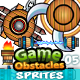 2D Game Obstacles Sprites 05 - GraphicRiver Item for Sale