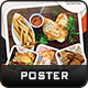 Free Download Restaurant Poster Nulled