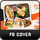 Restaurant Facebook Cover - GraphicRiver Item for Sale