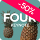 Four - Keynote Presentation Template - GraphicRiver Item for Sale