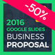 Business Proposal 2016 Google Slides Presentation Template - GraphicRiver Item for Sale