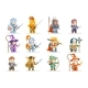 Fantasy Set Game Heroes Characters - GraphicRiver Item for Sale