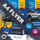 Auto Tires Flyer Templates - GraphicRiver Item for Sale