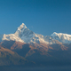 Machapuchare and Annapurna Range - PhotoDune Item for Sale