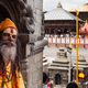 Sadhu in Pashupatinath - PhotoDune Item for Sale