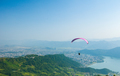 Paragliding over Pokhara, Nepal - PhotoDune Item for Sale