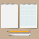 Blank Notepad - GraphicRiver Item for Sale