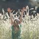 Girl on the field of ripe grain - PhotoDune Item for Sale