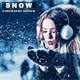 Free Download Snow Photoshop Action Nulled