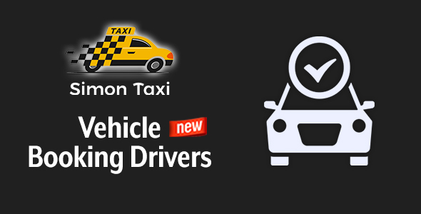 SimonTaxi Drivers Plugin - CodeCanyon Item for Sale