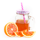 Jar of orange tea - PhotoDune Item for Sale