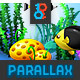 Aqua Parallax Maker - GraphicRiver Item for Sale