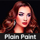 Plain Paint Photoshop Actio-Graphicriver中文最全的素材分享平台