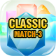Free Download Classic Match3 - HTML5 Game + Mobile version + AdMob (Construct 3 | Construct 2 | Capx) Nulled