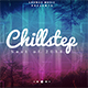 Chillstep - Music Album Artwork Web Cover Template - GraphicRiver Item for Sale