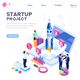 Company Homepage Template - GraphicRiver Item for Sale