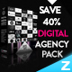 The Digital Media Agency Jingle Pack - VideoHive Item for Sale