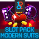 Modern Suits Slot Pack - GraphicRiver Item for Sale
