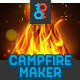 Campfire Maker - GraphicRiver Item for Sale