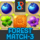 Full Forest Match 3 GUI Pack - GraphicRiver Item for Sale