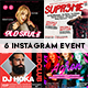Free Download Instagram Banner Events Nulled