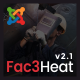 Fac3heat –   Factory, Industry, Engineering Joomla Template - ThemeForest Item for Sale
