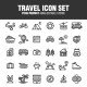 Free Download Travel Icon Set Nulled